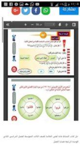 تحميل برنامج حلول للمناهج الدراسية لمراحل التعليم