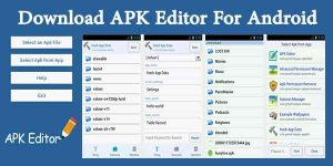 تحميل محرر apk Download APK Editor por