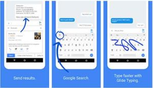 تحميل Gboard أفضل لوحة مفاتيح من Google