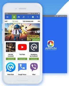 تحميل متجر تطبيقات Appvn apk متجر جديد لتطبيقات الاندرويد