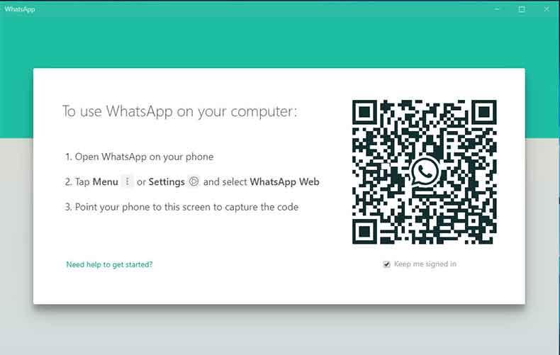 whatsapp webdownload