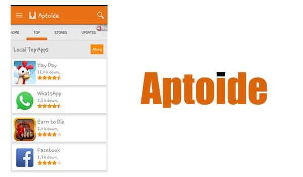 متجر ابتويد Aptoide Apk