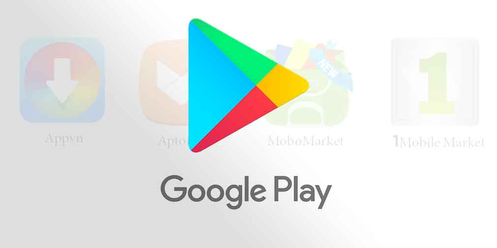 Play Store market