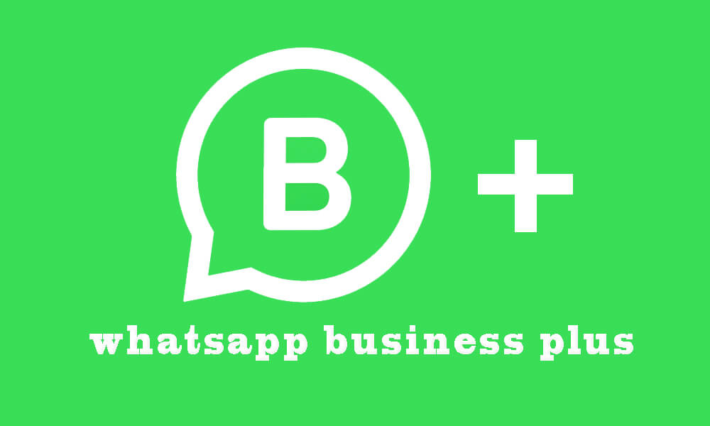 whatsapp business plus