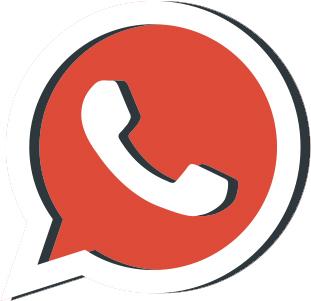 WhatsApp Plus red