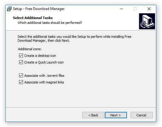 شرح بالصور تثبيت Download Manager