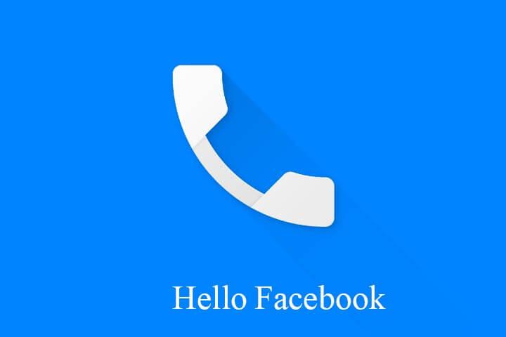 تحميل برنامج Hello فيسبوك للاجهزة لمعرفة اسم المتصل