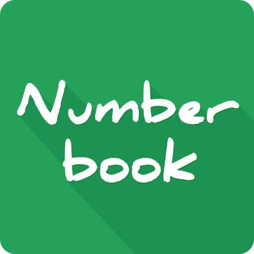 Number Book apk