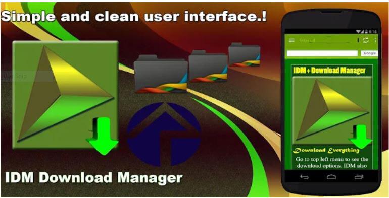 تحميل برنامج Internet Download Manager apk للاندرويد ...