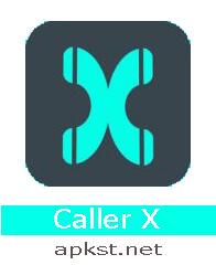 شعار Caller X