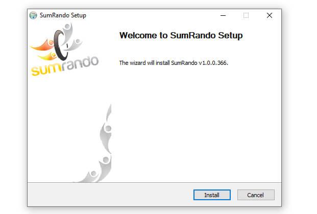 تنصيب SumRando VPN