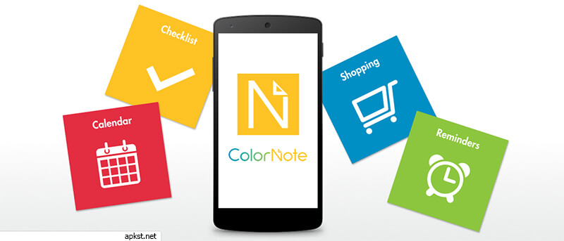 ColorNote apk ColorNote Notepad Notes