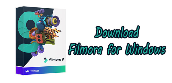 filmora for Windows