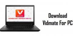 تحميل رابط برنامج vidmate الاصلي للكمبيوتر تنزيل مباشر vidmate لل pc